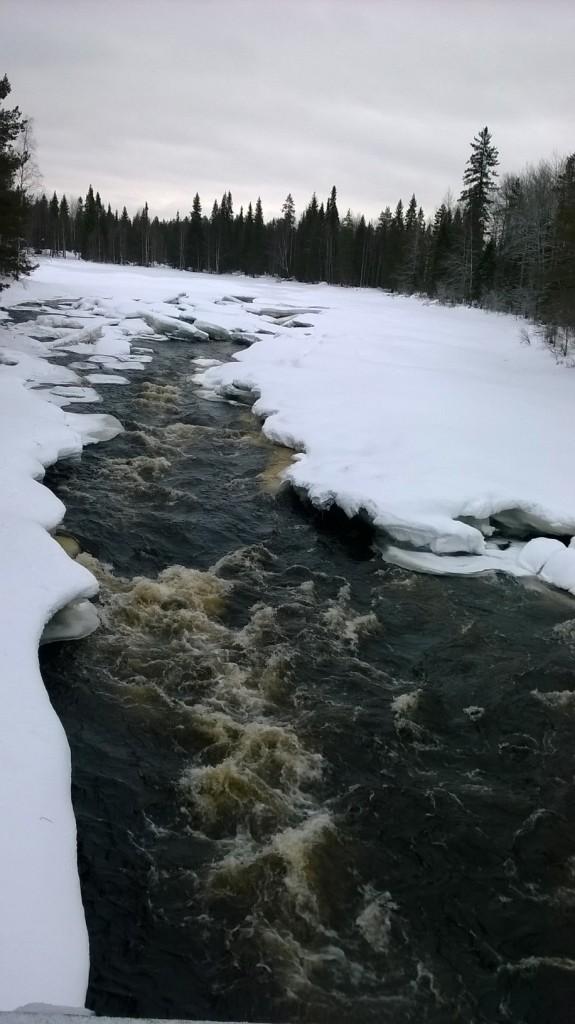 melontaolosuhteessa on Rovaniemellä vielä toivomisen varaa.