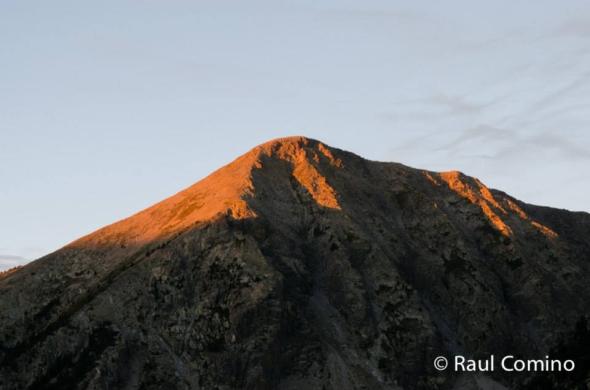 Pyreneille on mahtavaa palata. Vuorilla meno on seikkkailu-urheilun suola.